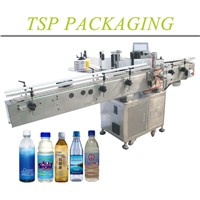 TSP-100R self-adhesive labeling machine for square/round bottle