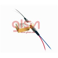 2x2 Opto-Mechanical Fiber Optical Switch