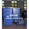 Ultra small volume and light weight precious melting furnace with high heating efficiency