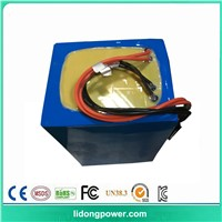 24V 200Ah Lithium Iorn Phosphate Battery Pack For Solar Photovoltaic System
