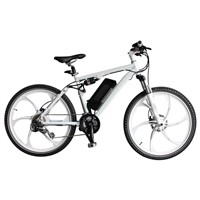 250W36V New Design Mountain Lithium Battery Electric Bike with Deraileur (TDE-035F)