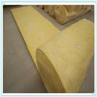 12 kg/m3 Hydrophobic Fireproof Fiber Glass Wool Roll Price