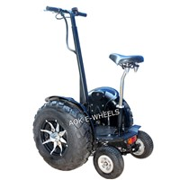 48V Lithium Battery Self Balance Scooter with Seat (ES-049)