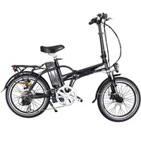 250W 36V City Light Lithium Battery Electric Bicycle with Headlight (TDE-039Z)