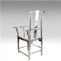 OEM/ODM stainless steel garden\park seat