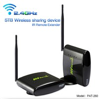 PAKITE 2.4GHz Long Range Wireless AV Sender Transmitter for Set Top Box PAT-260