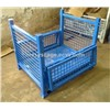 Industrial Wire Container Storage Cage Wire Mesh Container for Warehouse Logistics