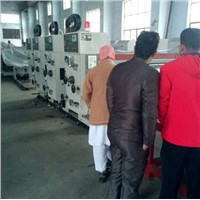 Carton Box Cardboard Printing Machine
