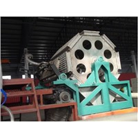 Automatic Rotary Egg Tray Making Machine