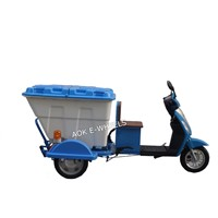 500W/800W Cleaning Electric Tricycle (CT-021)