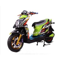 Colorful 2000W Surper Power Electric Motorcycle with F/R Disk Brake (EM-002)