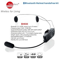 Handsfree Motorcycle Intercom Bluetooth Helmet Kits