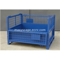 Heavy Duty Steel Storage Pallet Box