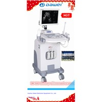 Prices of ultrasound machine with DW-880 full-digital trolley cheap ultrasound machine