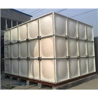 SMC /GRP Water Tank and Panels, Components