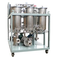 TYC Series EH Oil Fire Resistant Oil  Purifier