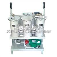JL  Series Portable Type High Precision Oil Filtration