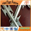 120GR Hot-Dipped Galvanized BTO30 Razor Barbed Wire Mesh Panels
