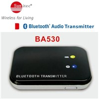Bluetooth Universal Audio Transmitter Wireless Stereo Bluetooth Audio Adapter transmitter