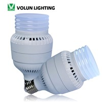 E26/E27 5000lm 80lm/W enenrgy saving over 70% 50W led bulb light