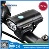 Chinses Manufacturer MID Switch Power Indicator Designed USB Rechargeable LED Bike Light