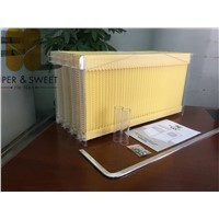 Beekeeping Equipment Plastic Flow Honey Beehive Frames