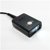 Factory price !!! Small Automatic scanning Sensor MS4100, Fixed Mount Mini QR Barcode Reader 2D