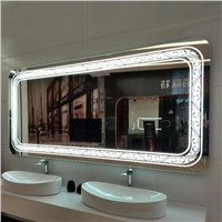 LED Backlit Mirror with TV function