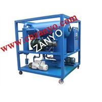 Single Stage Vacuum Insulation Oil Purifier