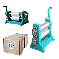 Beeswax Foundation Comb Sheet Machine/Roller