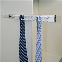 Side Mount Tie rack