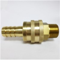 Hydraulic Hoses and Fitting , Female and Male plug from Dongguan