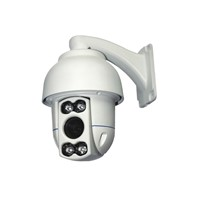High zoom camera 4inch  2.0MP Middle Speed Dome HD IP PTZ Camera