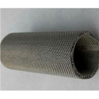 Stainless steel sintered metal mesh filter