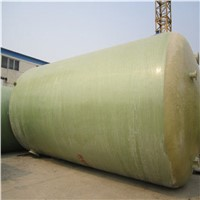 Glass Fiber Reinforced Plastic Pickling Tanks China Factory Direct Sell