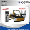 2016 new product Economic 3 axis ATC wood carving cnc router machine for small business