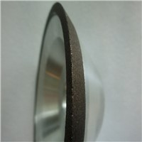 12V9 resin bond diamond grinding wheel for tungsten carbide