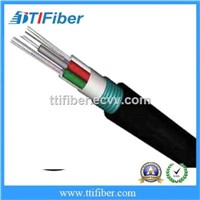 24 core steel type Armoured Singelmode Fiber Optic Cable