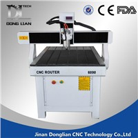 mini 3d wood cnc router/cnc router machine 6090/6090 cnc router