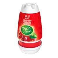 Cone gel solid gel air freshener