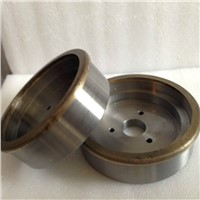D150x45x30x10x5  Metal bond diamond grinding wheels