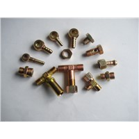 Metric Female Thread Forged Hydraulic Banjo Fittings