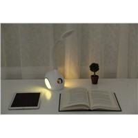 Multi-grade Dimming High Sensitivity Touching Office Swan LED Desk Lamps