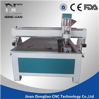 High quality wood carving cnc router with rotary and vacuum table ang vacuum pump router