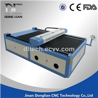 jinan donglian high quality and competitive price 1325 laser engraving machine for cutting acrylic