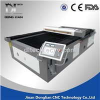 china workshop Hot Sale Fabric/Acrylic/Wood/Granite CO2 cnc laser cutting machine