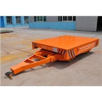 non power rubber wheel truck turntables