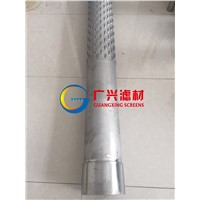 OD168 Bridge Slotted Well Screen Tube