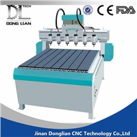 Multiple head cnc router cutting and engraving machine 2030