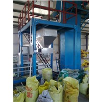Blending and Mixing Fertilizer Machine